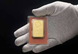 Lingotti di oro di 10 grammi