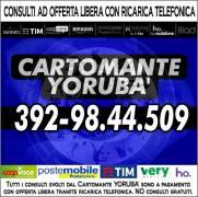 CARTOMANZIA: SCEGLI IL CARTOMANTE DELLA VERITÀ, SCEGLI IL CARTOMANTE YORUBA'