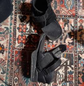 Pantofola talus post intervento