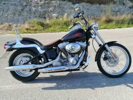 Vendo Harley Davidson FXSTI del 2005 VERO AFFARE!