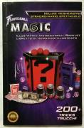 Libretto di istruzioni illustrato con 200 trucchi di prestigio Deluxe Mesmerizing Ed.Fantasma, 2009