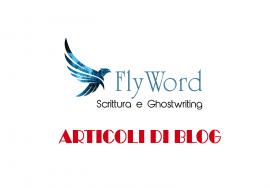 Copywriter per articoli di blog