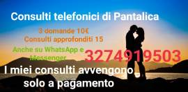 SCOPRI IL TUO FUTURO CON PANTALICA CARTOMANTE SENSITIVA