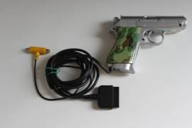 Light Gun pistola compatibile G-CON PS1 Scorpion retrogaming Tv tubo catodico