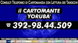 I Tarocchi del Cartomante Yorubà - Da quasi 30 anni svolge quotidianamente consulti di Cartomanzia