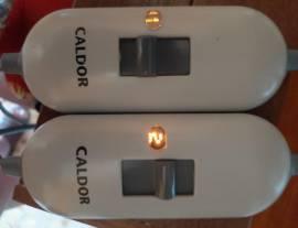Scaldaletto Caldor regolatori temperatura