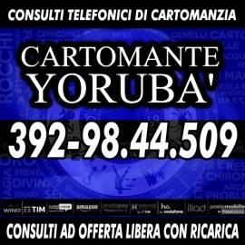 Beneficia di un valido aiuto con i Tarocchi del Cartomante YORUBA'