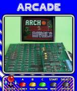"""Scheda PCB jamma """" ARCH RIVALS """" per Arcade Videogiochi"""