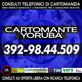 I Tarocchi del Cartomante Yorubà - Consulti telefonici a basso costo