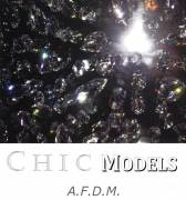 CHIC  MODELS  AFDM, COLLABORATRICE