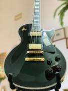 Chitarra Gibson Les Paul Custom Shop Ebony Anno 2016