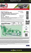 f1 Monza  biglietto