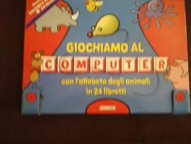 Giochiamo al computer con l'alfabeto degli animali