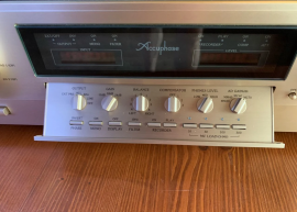Preamplificatore Accuphase C-2820