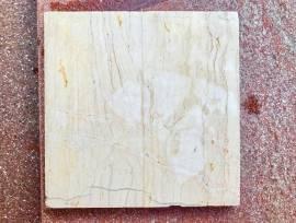 Piastre di marmo bianco 20x20