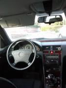 Mercedes C200 Kompressor 1996, ASI con CRS, gomme nuove