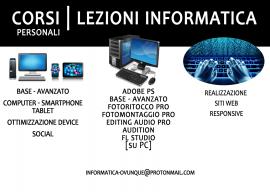 CORSI / LEZIONI INFORMATICA / SITI WEB RESPONSIVE