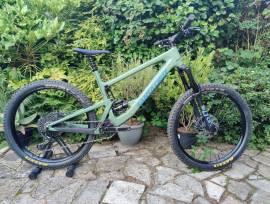 2020 Santa Cruz Bronson Carbon C-S 27.5 Mountain bike
