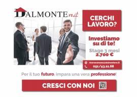 Stage 3 mesi retribuito euro 2700 Agente Immobiliare