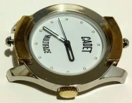 Orologio CADET unisex, cassa bicolore acciaio dorato, movimento al quarzo nuovo