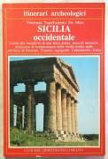 Sicilia Occidentale di Vincenzo Tusa/Ernesto De Miro Ed.Fratelli Melita, 1986
