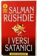 I versi satanici di Salman Rushdie 1°Ed.Mondadori, luglio 1994 come nuovo