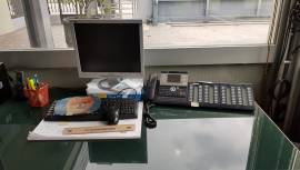 PC, vano dischi rigidi, gestione cloud