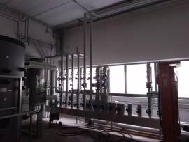 Centrale di  cogenerazione a olio  vegetale 12,6 MW