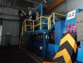 Impianto a  olio vegetale 12,6  MW