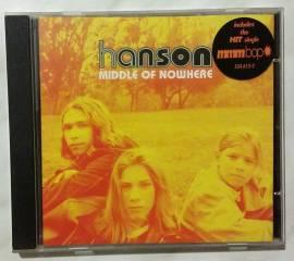 CD Middle of Nowhere di Hanson Etichetta: Mercury, 1997 come nuovo
