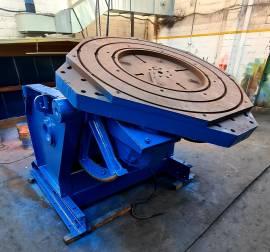 posizionatore roto traslante stm modello  dd portata nominale 10.000 kg