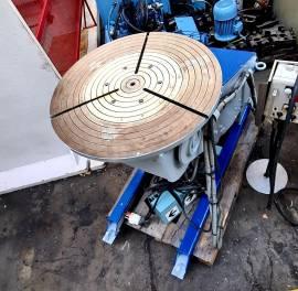 posizionatore roto traslante stm modello  pema portata nominale 700 kg