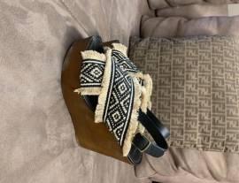 Scarpe Sisley a sandalo n.41