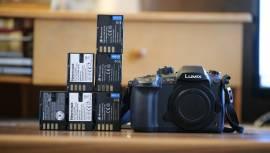 Panasonic LUMIX GH5s Mirrorless + 6 batteries