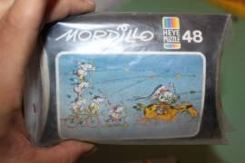 MORDILLO HEYE Mini Puzzle 48 pezzi anni 80 nuovi, mai aperti da collezione