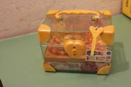 Lotto due set/valigetta SKIP 2 VICTOR ITALY Vintage e altro portagioie ISABELLA