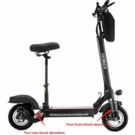 Scooter elettrico per adulti con sedile