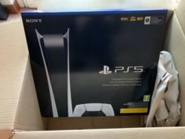 PS5 Sony PlayStation 5 Digital Edition 825GB