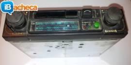 Autoradio vintage Autovox Kaimano ME 738 stereo,