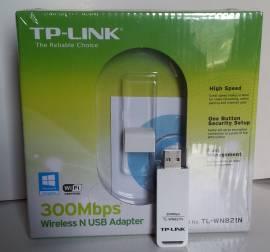 Adattatore di Rete Wireless TP-LINK N 300Mbps USB
