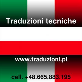Polacco - traduzioni tecniche ed interpretariato in Polonia