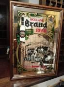 Quadro con propaganda birra olandese