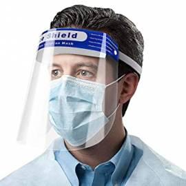 Visiera con spugna Face Shield – 10 pezzi