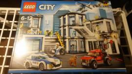 Lego stazione di polizia 60141 nuovo