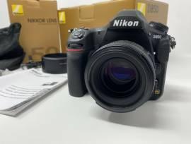 Nikon D850 con Nikkor 50mm f1.4G