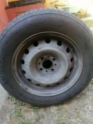 Cerchi in ferro e pneumatici invernali per Peugeot