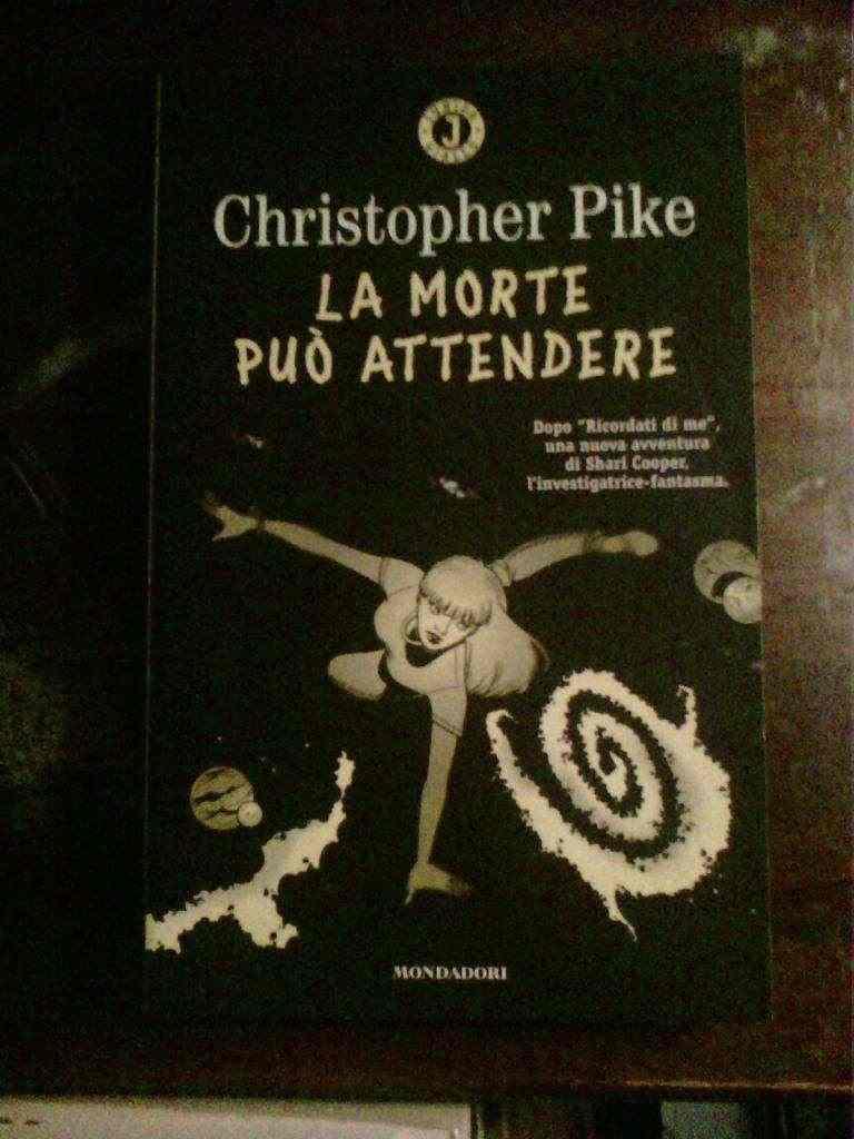 Christopher Pike - La morte può attendere