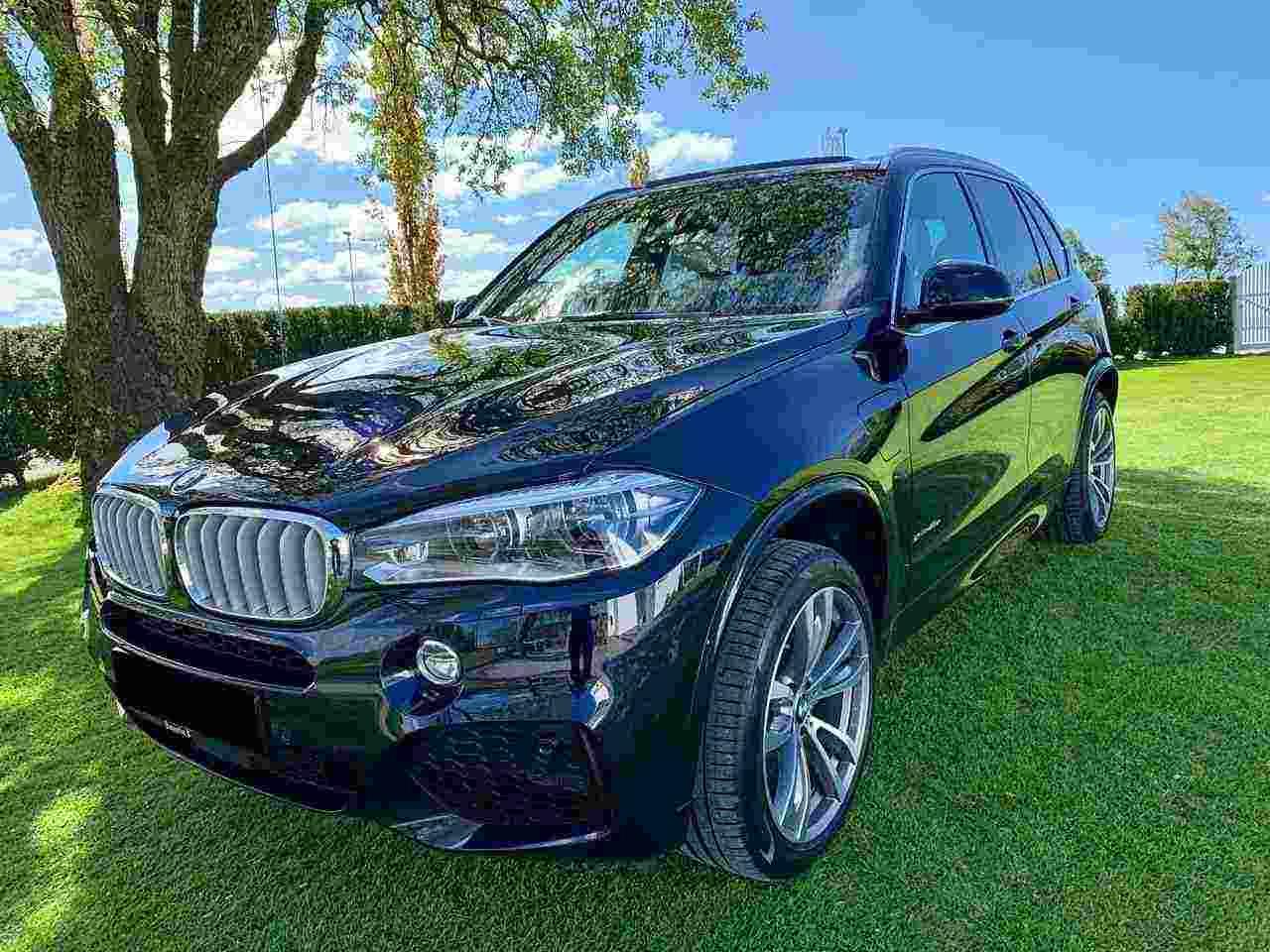 BMW X5 xDrive40e iPerformance eDrive M Sport
