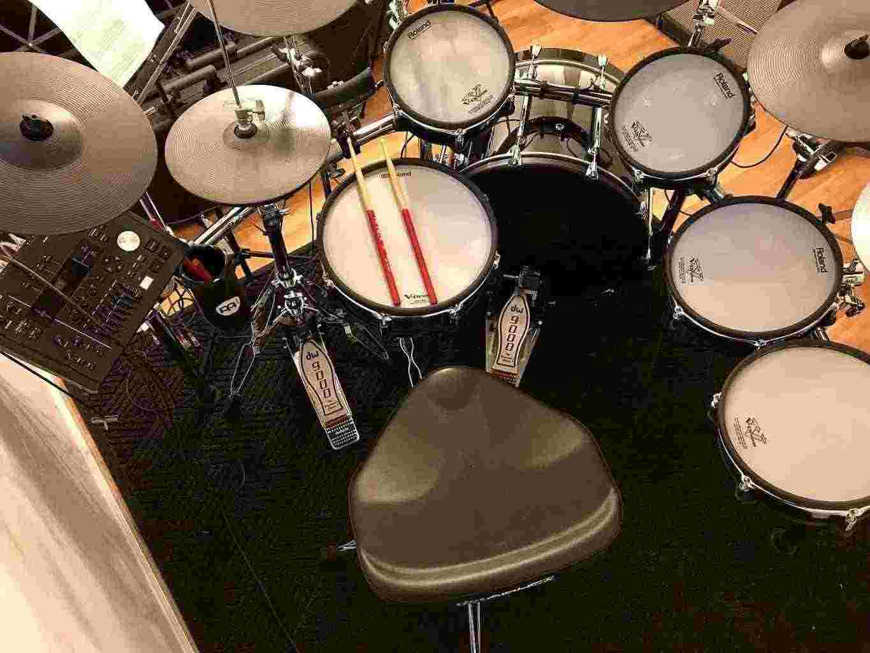 Batteria Elettronica Roland V-Drums TD 50KV