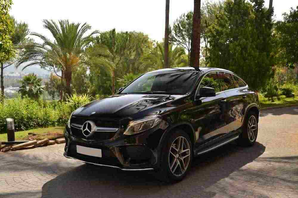 2016 Mercedes GLE 350 D